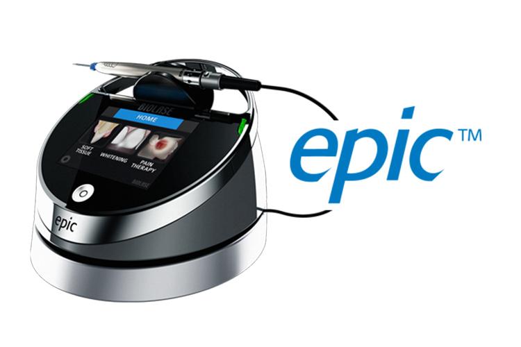 Laserul EPIC™ X Biolase, pentru tratamente in stomatologie