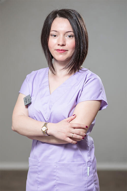 Dr. Anca Gheorghe, Medic Ortodont