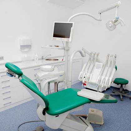 Cabinet dentar cu scaun stomatologic in cadrul clinicii Dr Leahu Victoriei