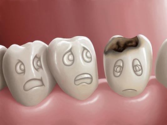 Medicul dentist te ajută să descoperi cariile dentare din timp