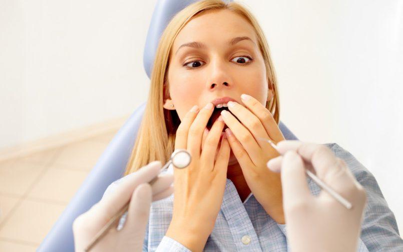 Top 10 motive pentru care pacienților le este frică de dentist