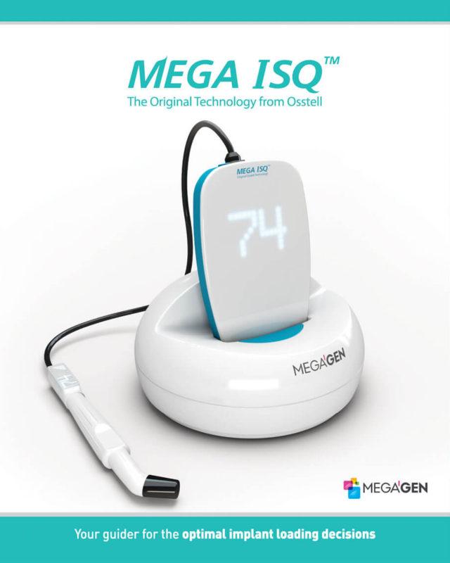 Scanner Megagen pentru implantologie dentară digitalizată