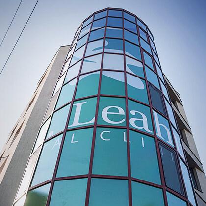 Sediul clinicii stomatologice din Sector 1 Dr. Leahu Caramfil