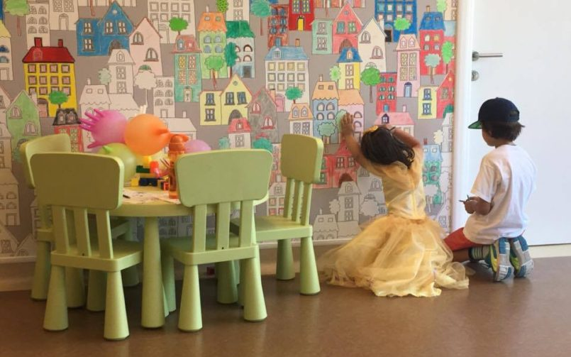 Vizitele la clinica de stomatologie pentru copii - necesare pentru o dantura sanatoasa