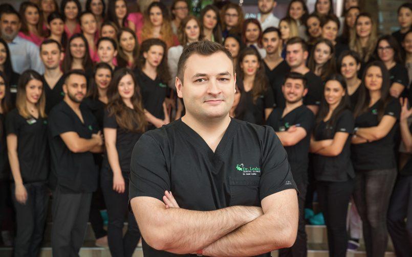 100 de angajați noi în 2018 la Clinicile Dr. Leahu
