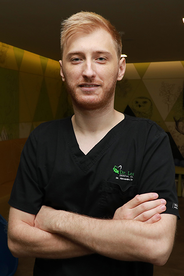 Dr. Alex Dragu