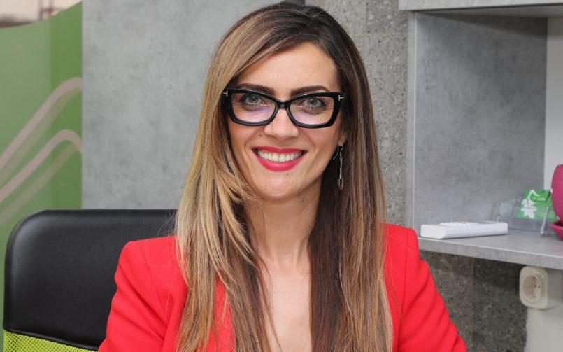 """Denisa Raicu, manager Clinica Dr. Leahu Pitești: """"Avem parte de sănătate reală în orașul nostru"""""""