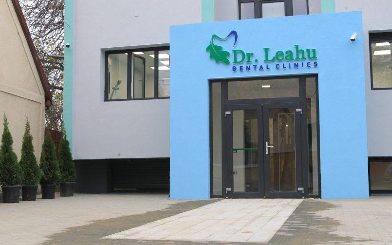 Rețeaua de Clinici dentare Dr. Leahu a deschis în Timișoara o nouă clinică