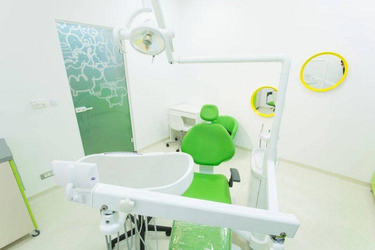Cabinet stomatologie copii Dr. Leahu Pipera cu aparatură nouă