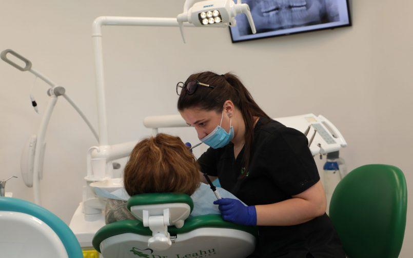 Albirea dentara in cabinetul stomatologic