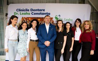 Premieră în stomatologie: Rețeaua Clinicile Dentare Dr. Leahu deschide simultan 3 centre de excelență