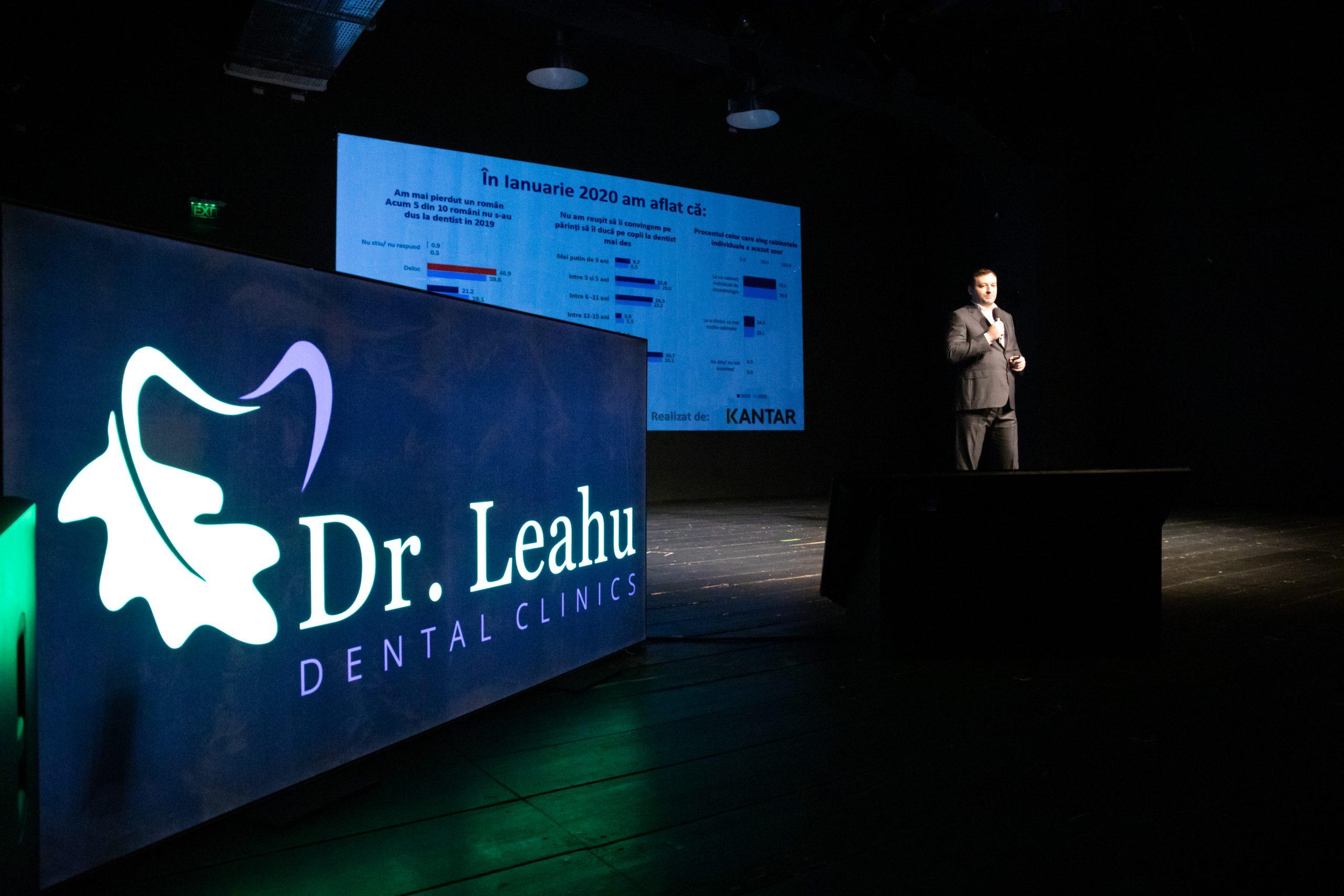 Conferinta Clincile Dentare Dr. Leahu
