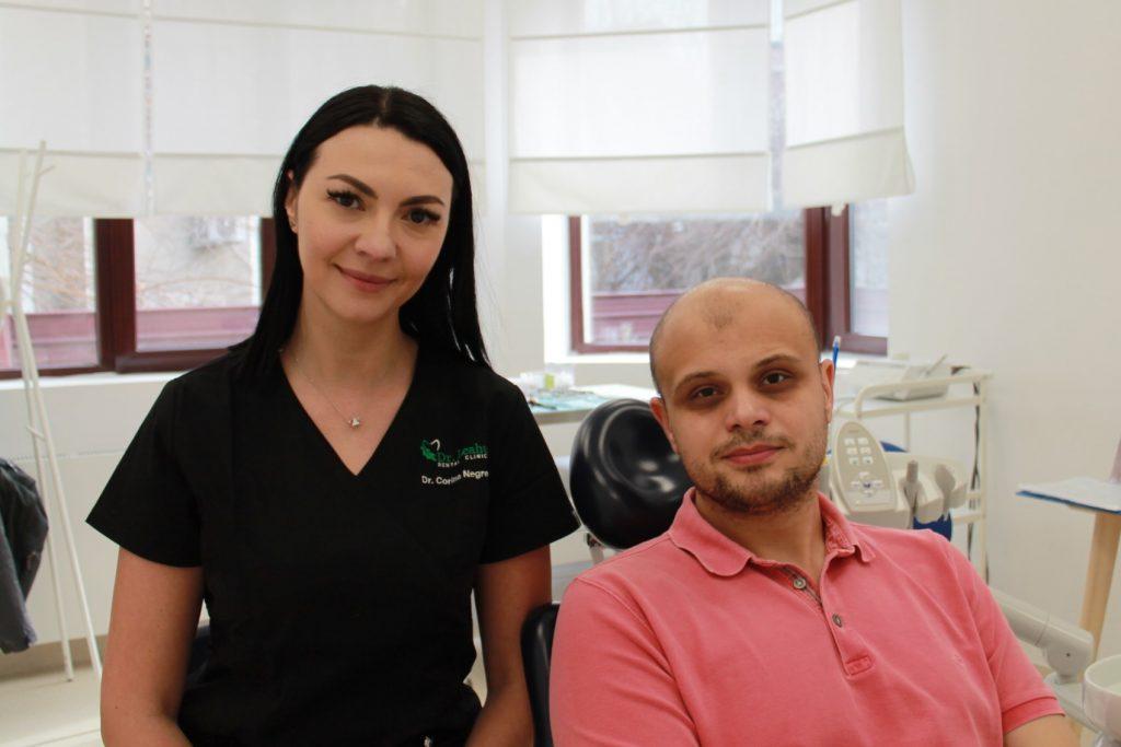 Doctor dentist Clinicile Dentare Dr. Leahu