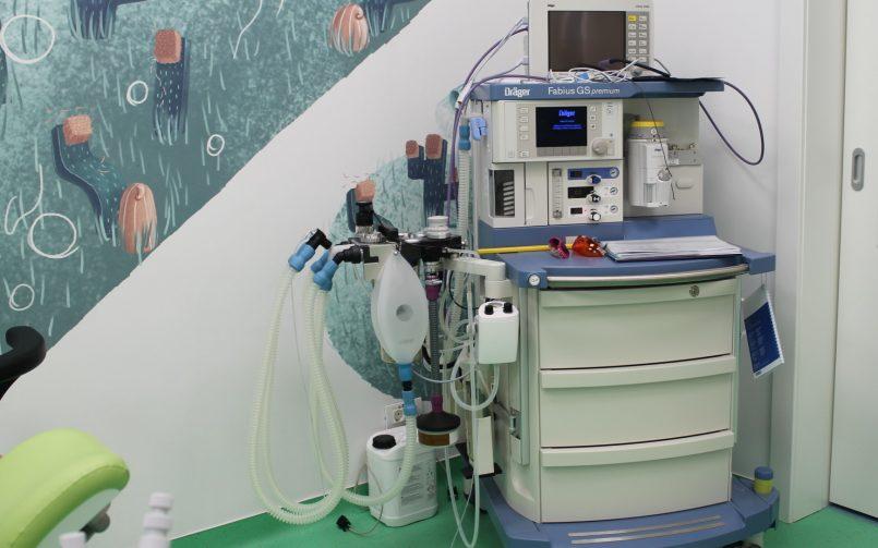 Aparat Dragger Fabius Premium în Clinicile Dentare Dr. Leahu