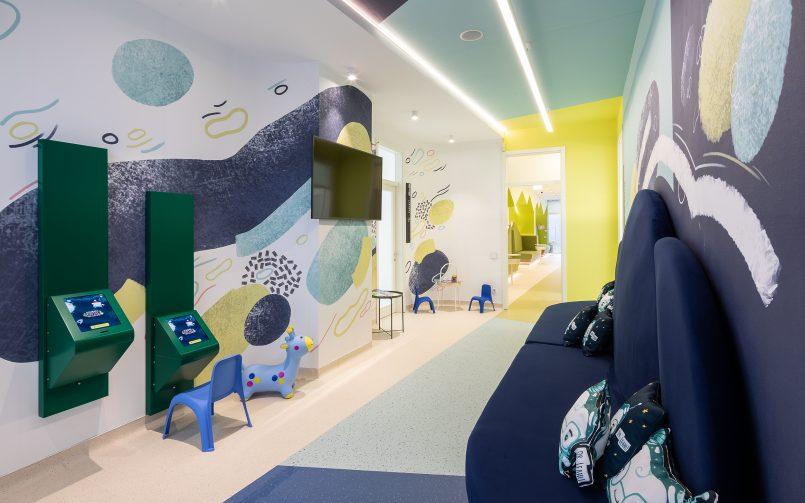 Clinica de copii - Academia Spatiala Dr. Leahu