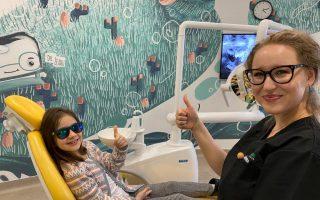 """,,Empatia și înțelegerea sunt elementele de bază în lucrul cu pacienții"""" – Interviu Dr. Andrada Pace, medic dentist, Pitești"""