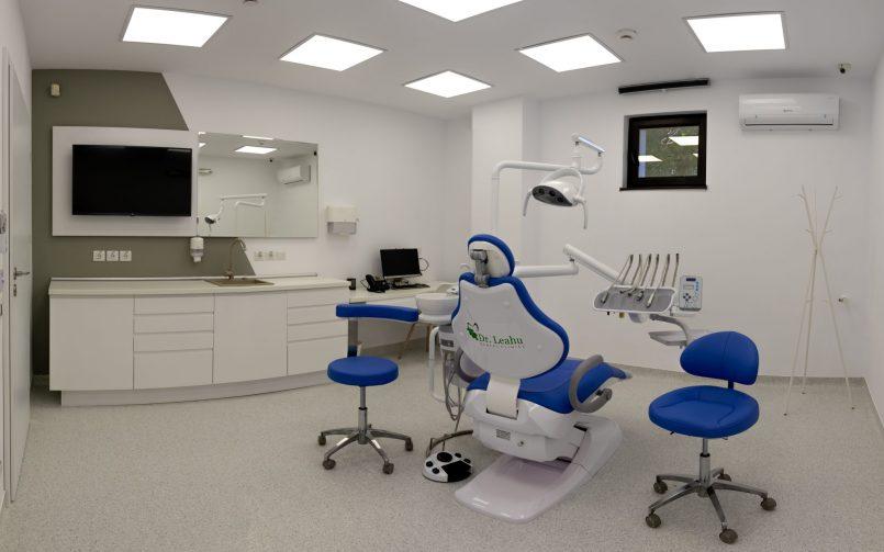 cabinet clinicile dentare dr. leahu iasi