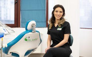 """,,Pacienții care părăsesc cabinetul cu zâmbetul larg oferă medicului o satisfacție nemărginită."""" - Interviu Dr. Anda Diaconu, medic dentist"""