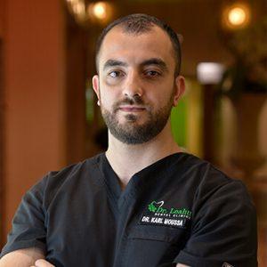 Dr. Carl Moussa, medic specialist chirurgie dento-alveolară