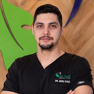 Dr. Mișu Dîgă, medic specialist chirurgie orală