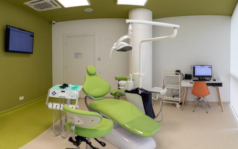 aparatura moderna din cabinetul stomatologic