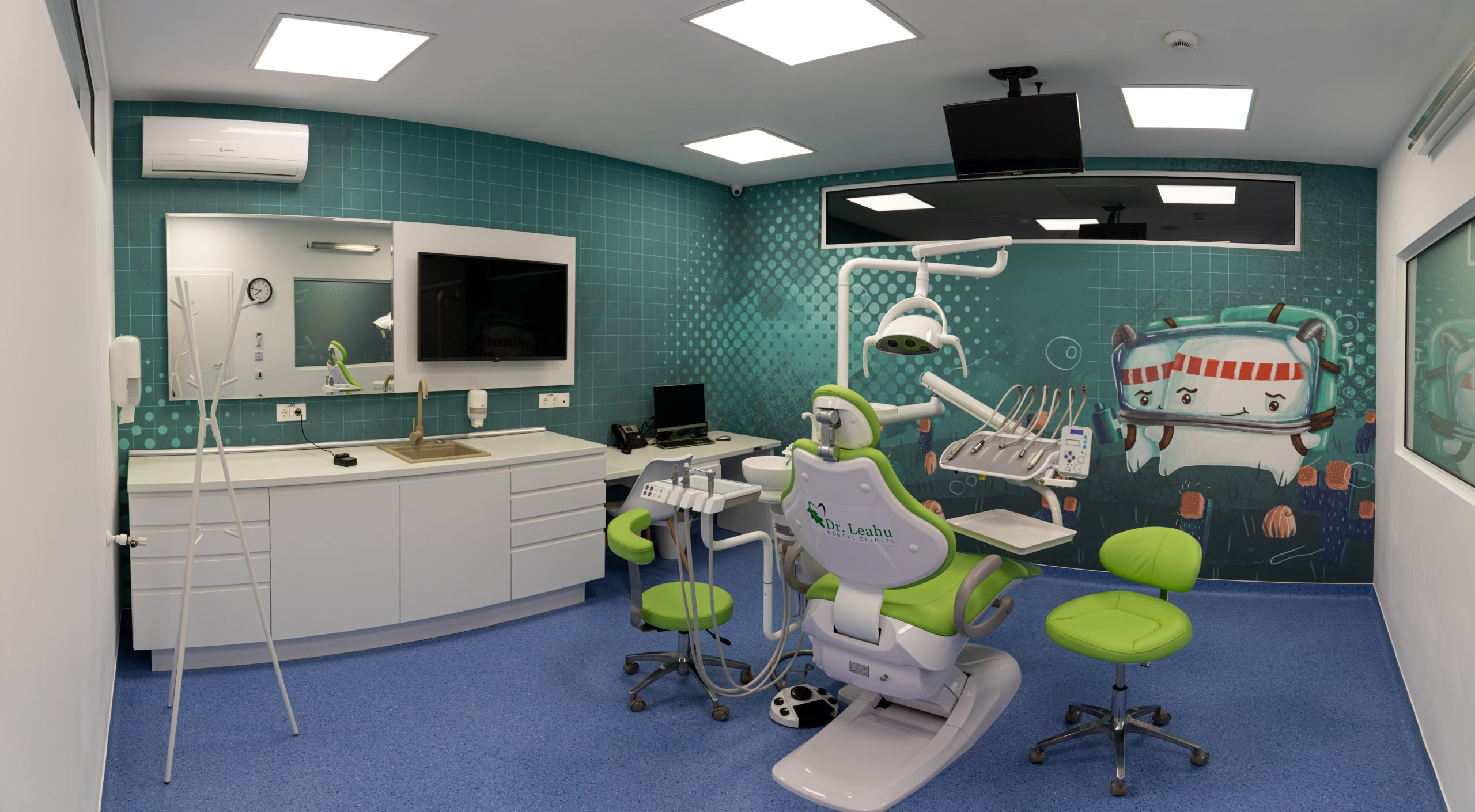 cabinet stomatologic copii Dr. Leahu Ploiesti