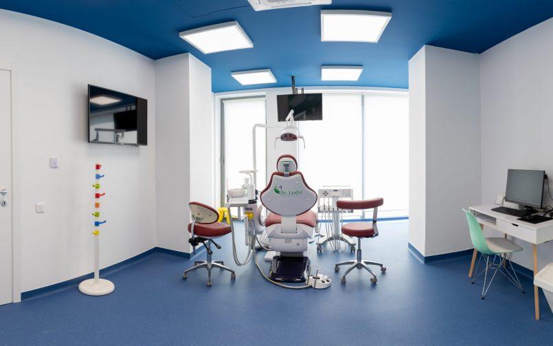 cabinet stomatologic clinicile dentare dr leahu