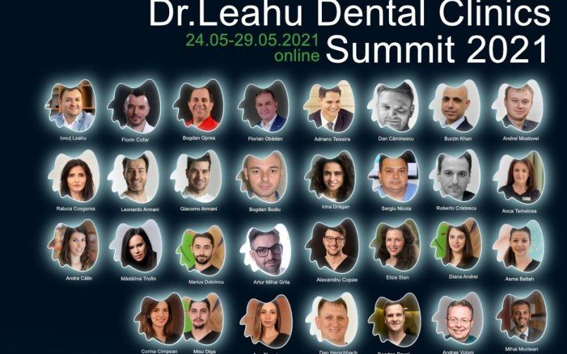 eveniment dr leahu dental clinics