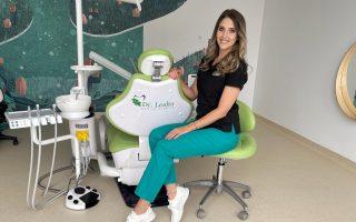 """,,Contribuim zilnic la educarea pacientului român"""" – Interviu cu Dr. Ruxandra Vandici, medic stomatolog"""