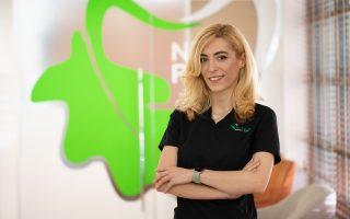 """,,Îmi place să construiesc zâmbete"""" – Interviu cu Dr. Georgiana Oancea, medic stomatolog"""