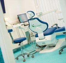 Unit dentar din Clinica Dr. Leahu Galati
