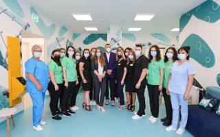 Clinicile Dentare Dr. Leahu investesc 600.000 de euro în Galați, a cinsprezecea clinică din rețea